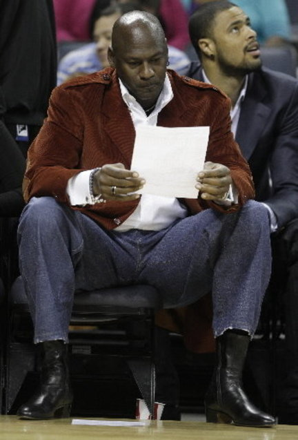 8dcfce30949 What the F    is Michael Jordan Wearing